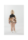 TITOO TODDLERS 1/4 FLEECE